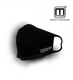MACSEIS FUNCTIONAL FACE MASK MacBlack MCM00010